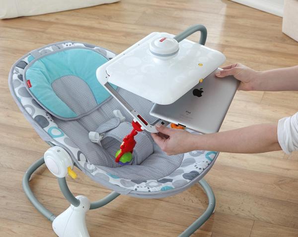 Silla bebé soporte Ipad Tableta