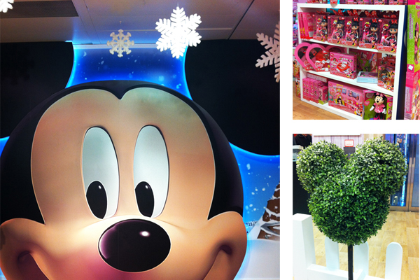 Tienda Disney El Corte Inglés