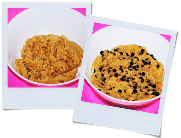 Receta de Galletas de chocolate Chocolate chips