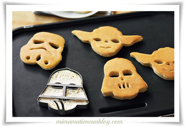 Cortadores galletas star wars