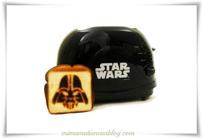 Tostadaora STAR WARS