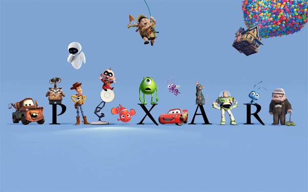 Exposición Disney Pixar Madrid