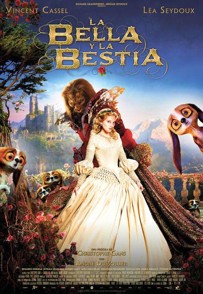 La Bella y la Bestia Película 2014