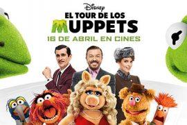 Pelicula Muppets Estreno 16 de abril de 2014