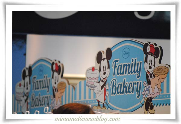 Disney Storbakery family Bakery