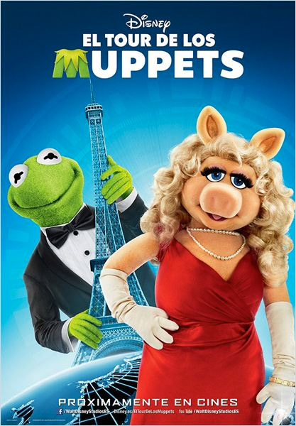 El Tour de los Muppets Estreno