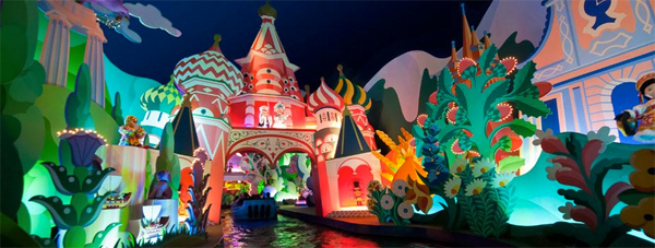It´s a small world Disneyland Paris 50 años