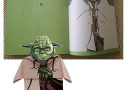 Star Wars Origami Papiroflexia