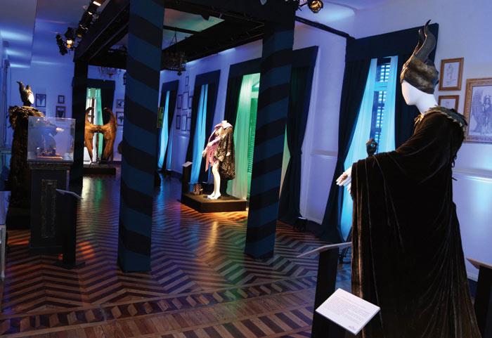 Maléfica - Exposición Madrid