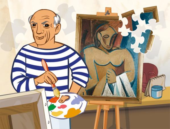 Picasso Niños Museo