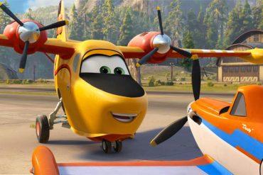 Aviones equipo de rescate Disney