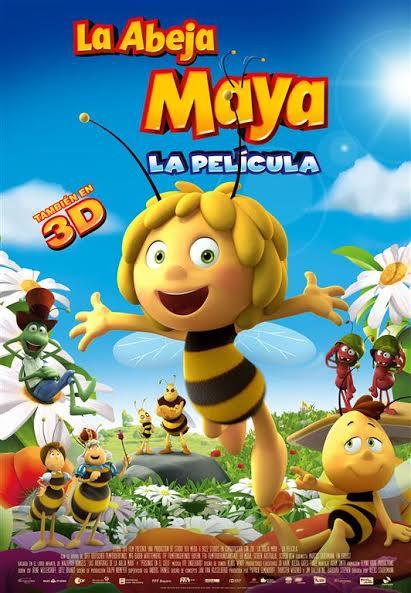 pelicula la abeja maya