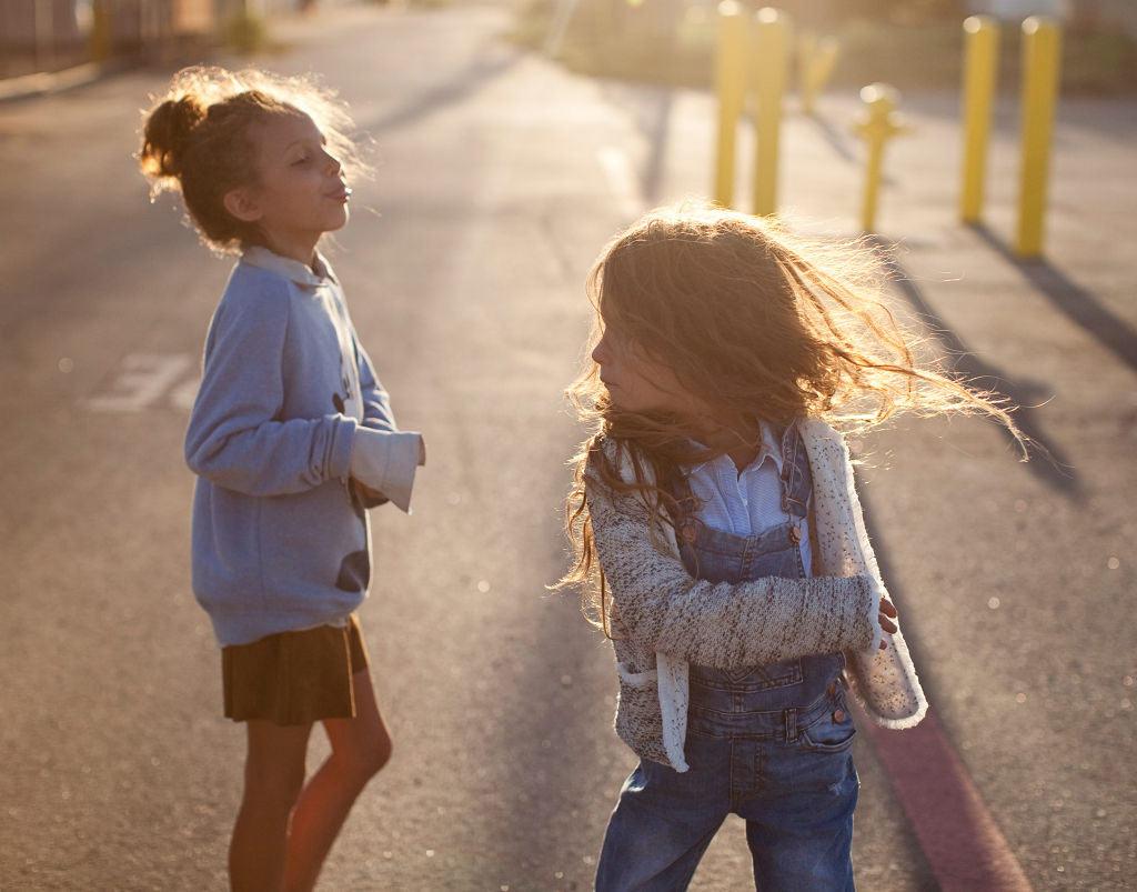 Ropa niñas Zara Tendencias Moda Infantil