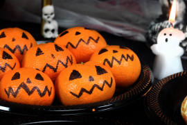 hallowee fruta sano