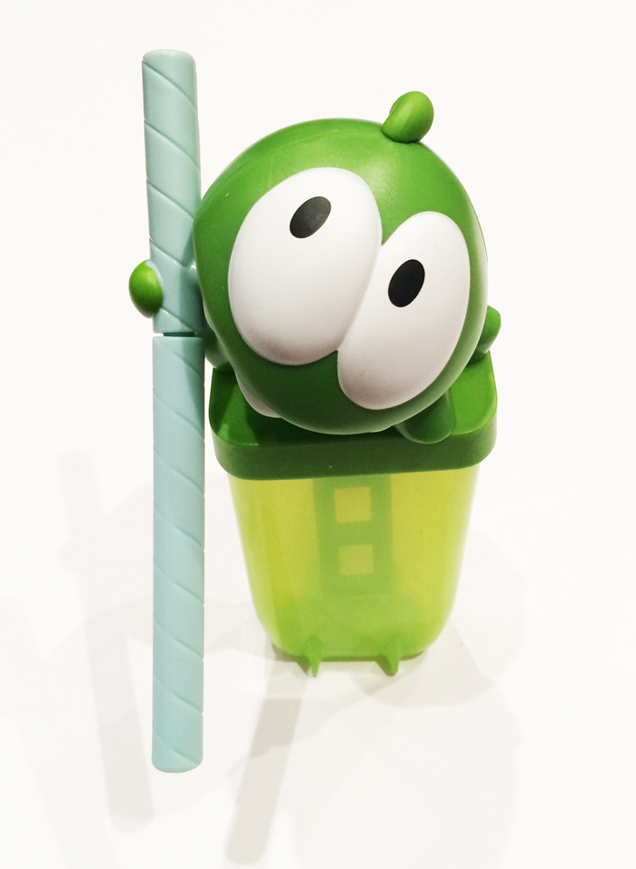 CUT THE ROPE MCDONALDS HAPPY MEAL REGALOS