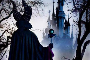 Disneyland Paris Halloween 2014 Disney Malefica