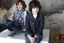 Moda infantil LEE Vaqueros