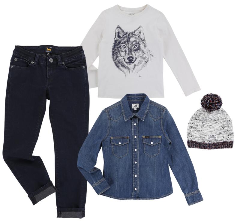 Ideas de ropa y moda para niños