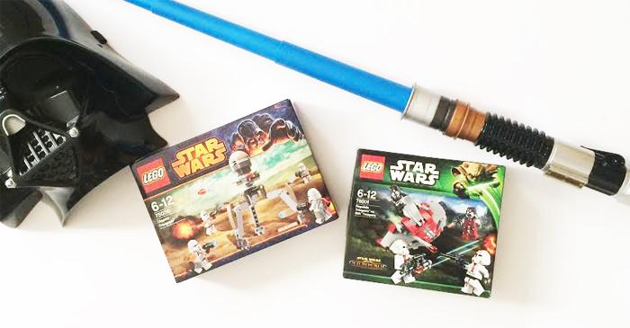 LEGO STAR WARS precio comprar juguetes