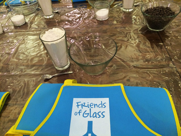 Friends of glass - Evento mamás blogueras