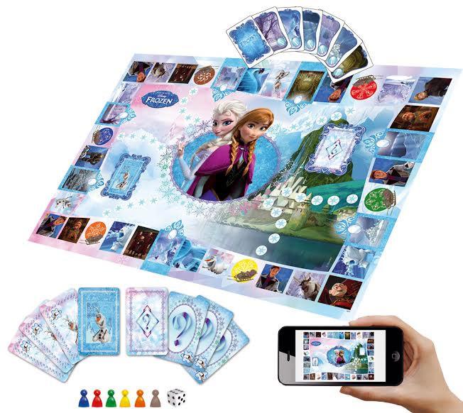 Frozen Disney juego de mesa