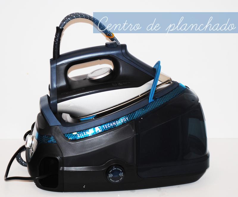 rowenta centro de planchado con generador de vapor de alta presion rowenta silence steam #RowentaHighPressure