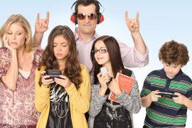 modern family niños teconologia programacion movles smartphones