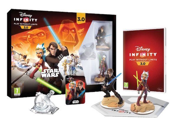 star wars comic disney infinity
