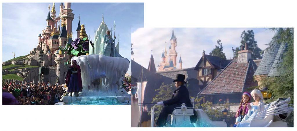 Disneyland Paris - Verano Frozen 2015 Concurso