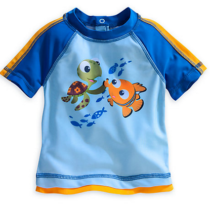 Camiseta proteccion solar decathlon disney store