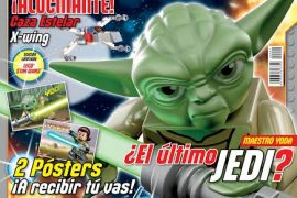 revista lego star wars compra