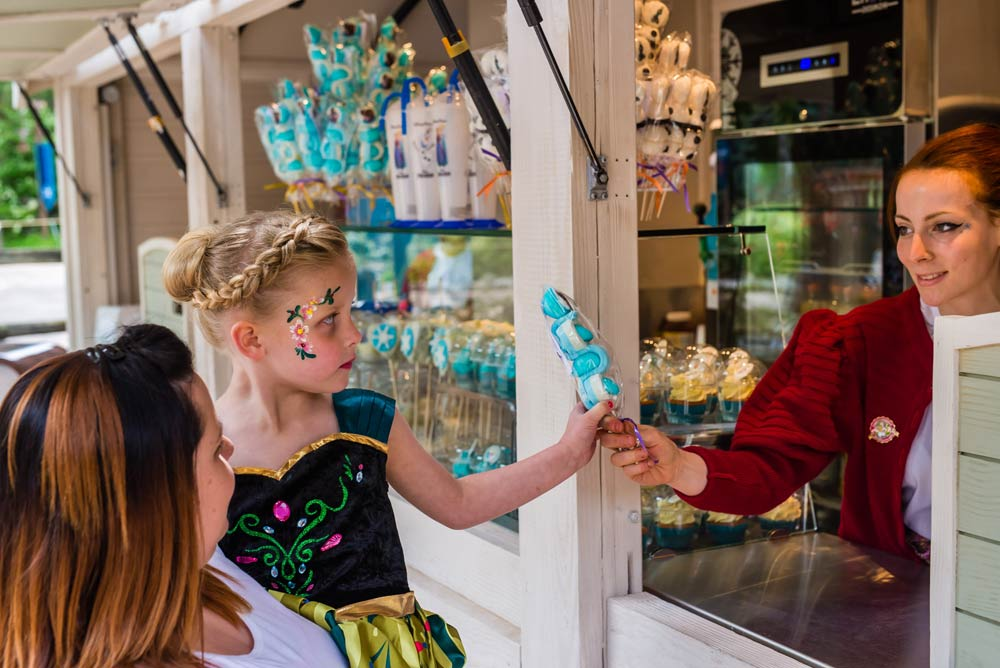 Frozen refresca Disneyland Paris