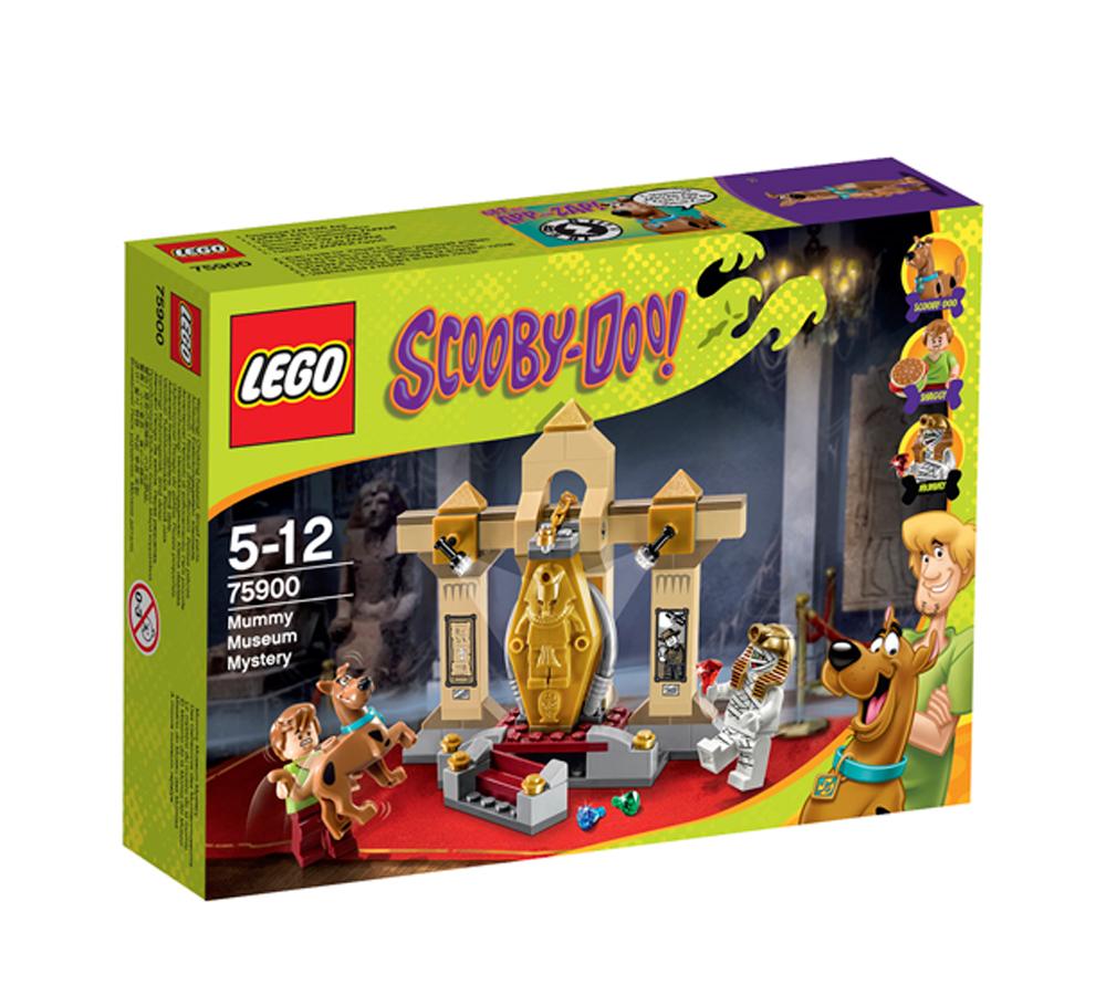 LEGO Scooby doo Ref. 75900 El Misterio de la Momia del Museo