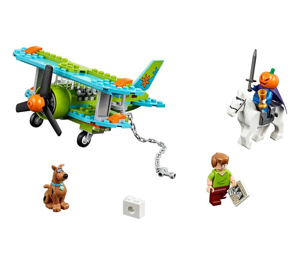 LEGO SCOOBY DOO Ref. 75901 Aventuras en el Avión del Misterio: