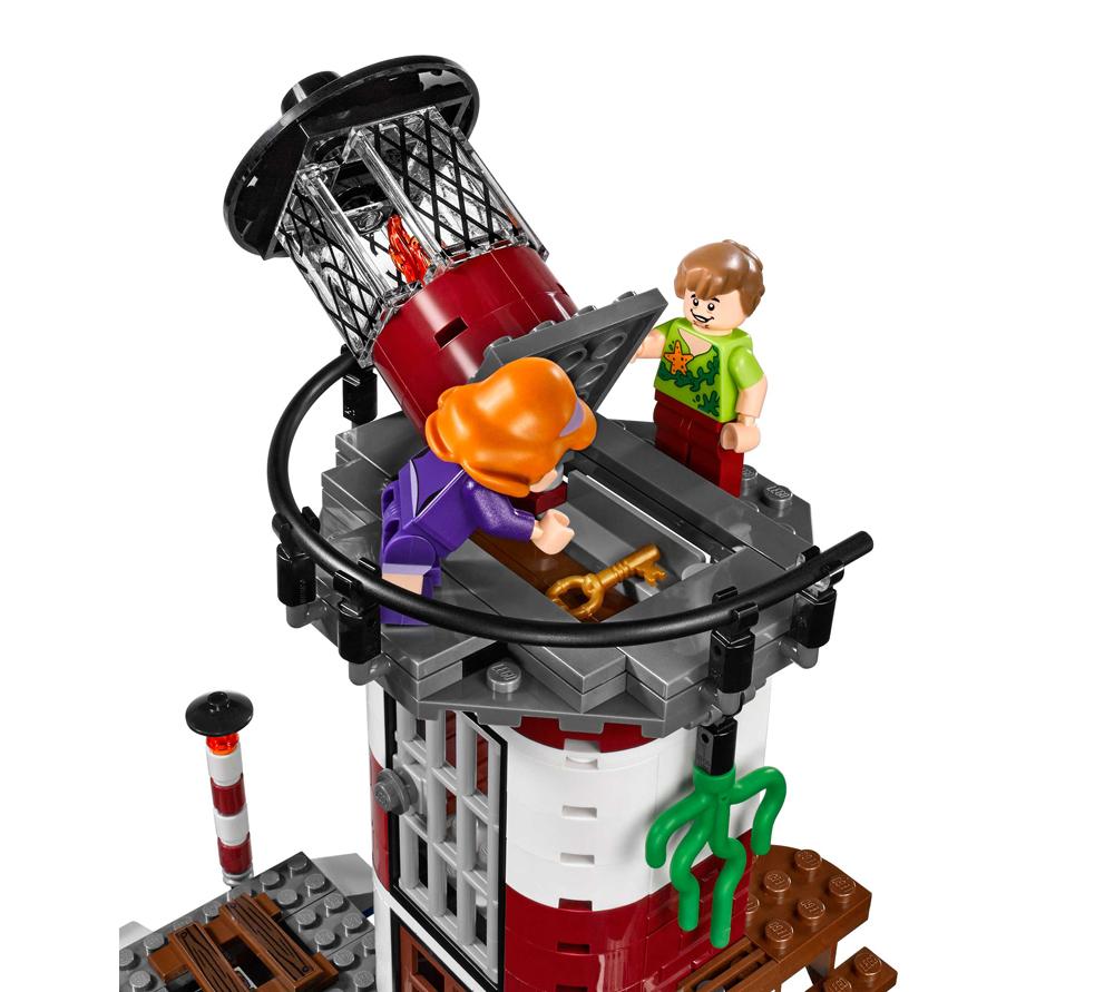 LEGO SCOOBY DOO EL FARO ENCANTADO PRECIO EDADES