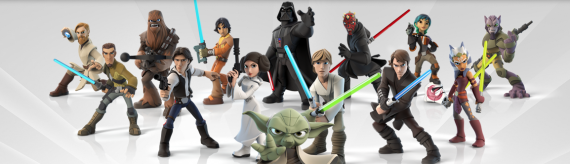 disney infinity star wars 3.0