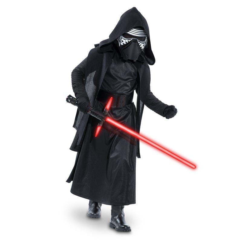 Disfraz--Niño---Kylo-Ren-Costume-for-Kids---Star-Wars--The-Force-Awakens