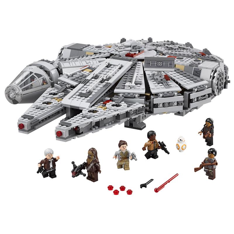 LEGO STAR WARS EL HALCON MILENARIO