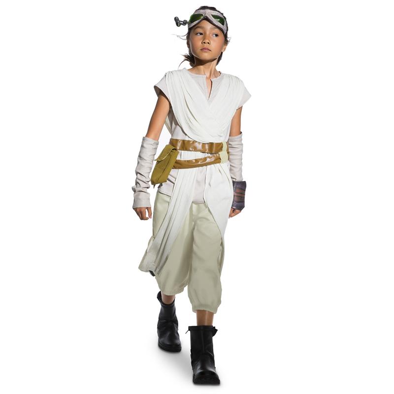 disfraz-niña--Rey-Costume-for-Kids---Star-Wars--The-Force-Awakens