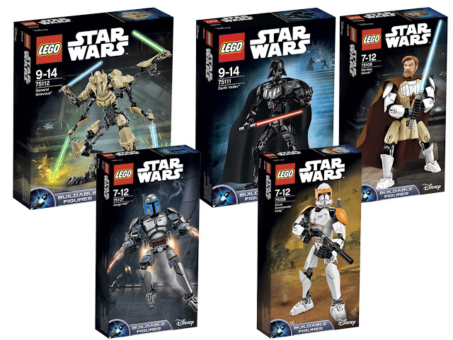figuras coleccionista star wars lego