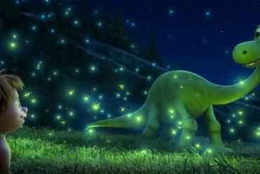 El viaje de arlo Pixar The Good dinosaur