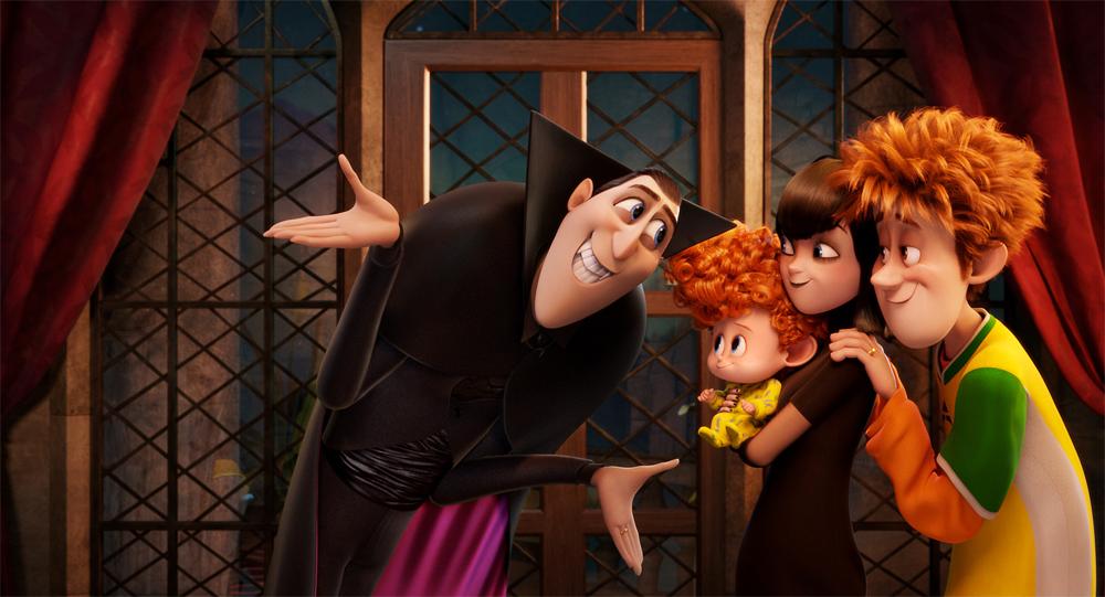Hotel Transylvania 2 estreno