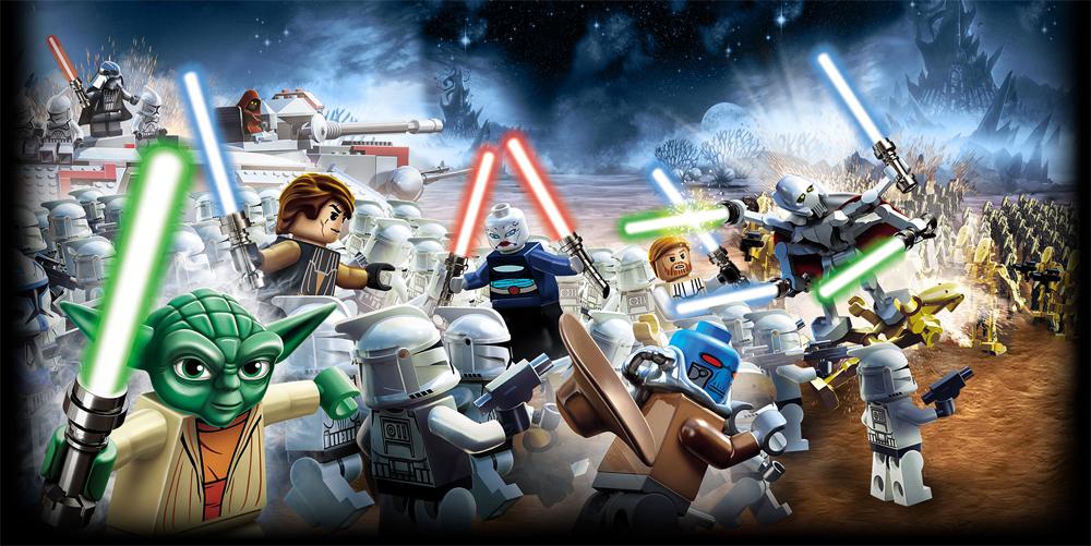 lego star wars expo fnac
