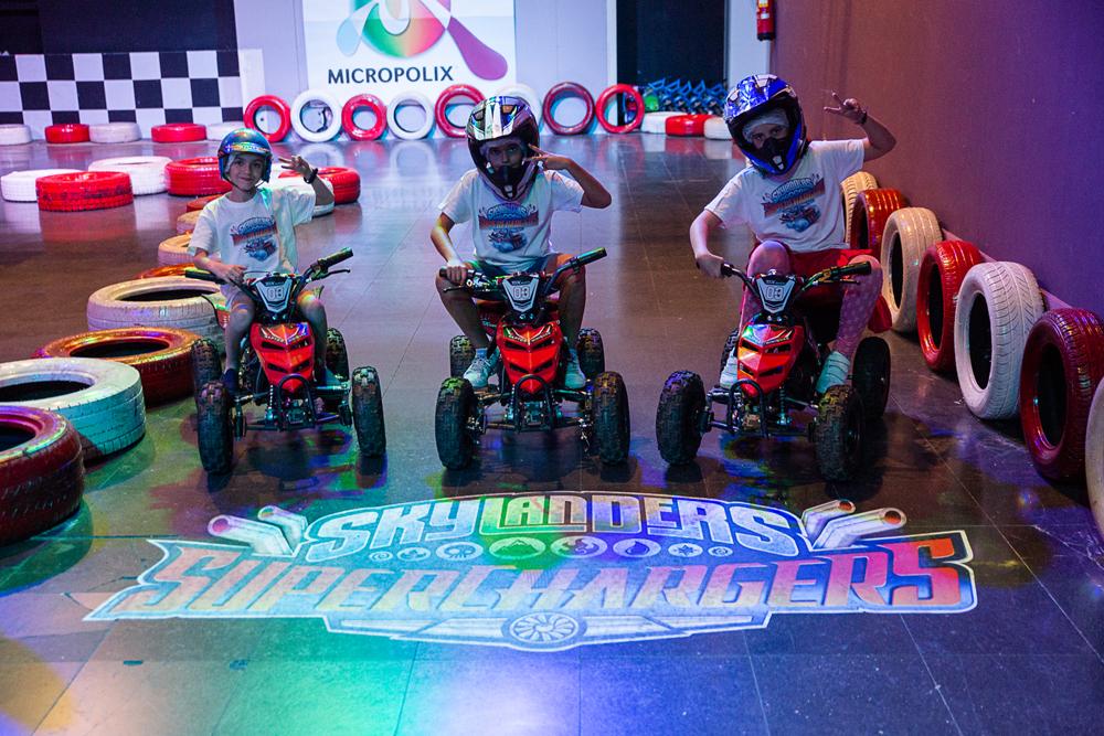 skylanders super chargers blog Micropolix Evento