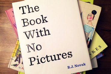 el libro sin dibujos