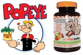 Popeye Arkovital Vitaminas niños precio opinion