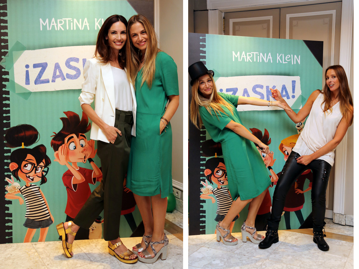 Zaska Libro Martina Klein niños