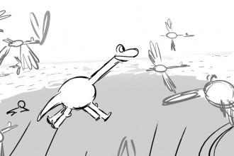 El Viaje de Arlo- The Good Dinosaur - Cómo se hace una película d eanimación - Pixar