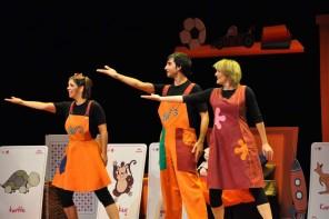 Obra de teatro en inglés - Jan Julia Welcome Nanny