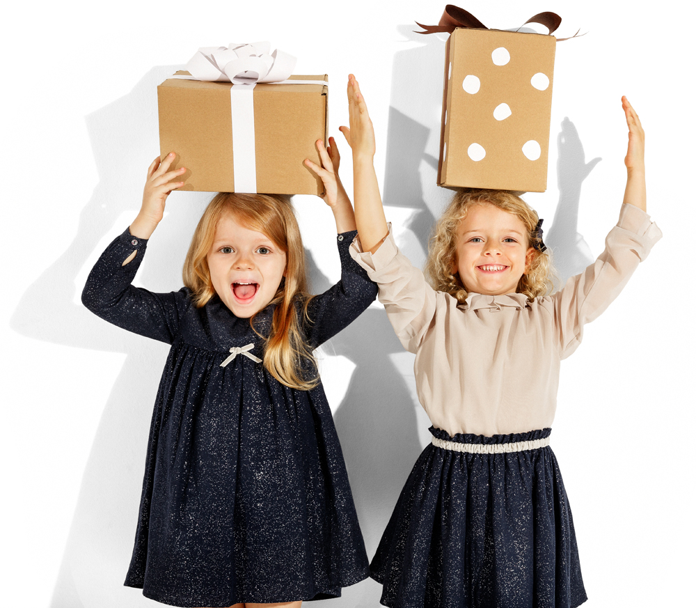 Ropa Zippy Moda infantil niños niñas Navidad 2015 2016